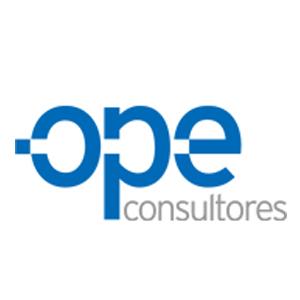 OPE consultores logo