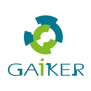 Gaiker. Nuevo Logo.
