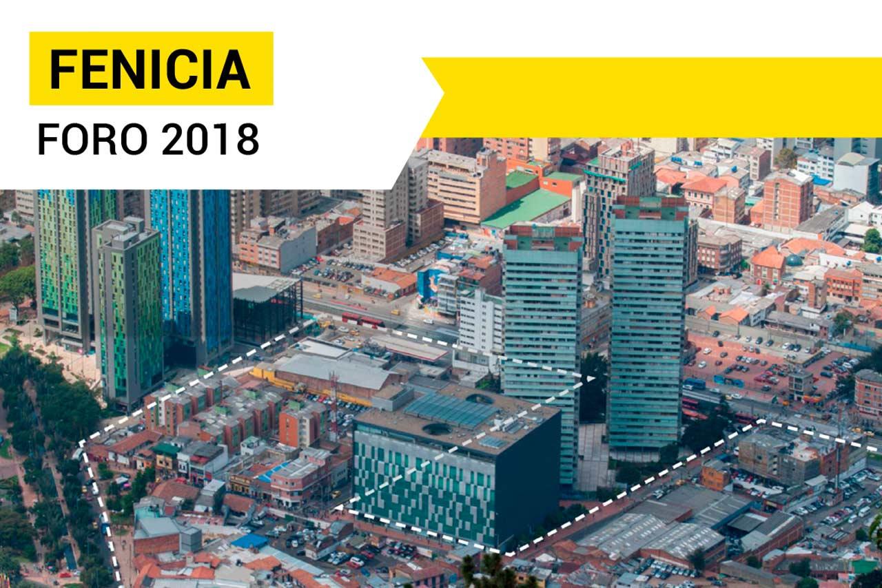 Eraikune llevo a Colombia ejemplos sobre la renovación urbana de Bilbao y de otros puntos del País Vasco
