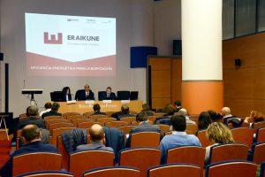 Jornada sobre eficiencia energética en edificación celebrada en Bilbao